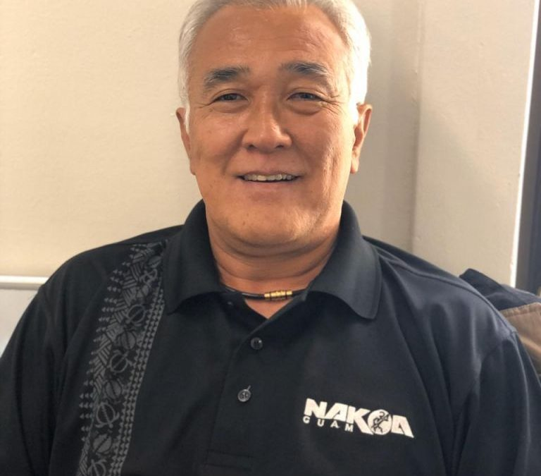 Press Release: NORMAN SHINNO:  Vice President and General Manager  – NAKOA GUAM, INC and NAKOA IBBC LLC